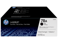 HP Toner No  78 P1606 Twin Pack