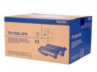 Brother TN-3380 Black Laser Toner Cartridge (8K Page Yield)