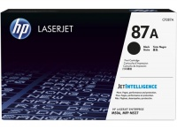 HP 87A Black Original LaserJet Toner
