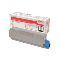 OKI C823/C833/C843 High Capacity CAP Black Toner 10K