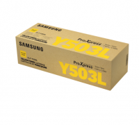 Samsung CLT Y503L High Yield Yellow Toner