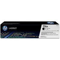 HP Black Toner For CP1025