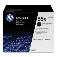 HP P3015 12 5K Black Twin Pack