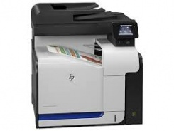 HP LaserJet Pro 500 Color M570 MFP - FREE Printer