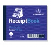 Challenge 105x130mm Duplicate Receipt Book PK5