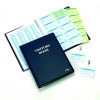 Durable Visitor Book 300 with 100 Badge Refill 60x90 146500