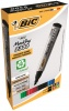 Bic Marking 2300 Permanent Marker Assorted Wallet of 4