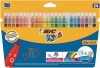 Bic Kids Couleur Colouring Felt Pens PK24