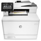 HP LaserJet Pro M477 fdn A4 Colour Multifunction Laser Printer - FREE Printer