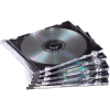 Value Fellowes CD Jewel Case Slimline Clear 98316 (PK 25)