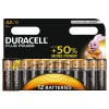 AA Duracell Plus Batteries PK12