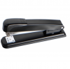 Value Stapler Half Strip Metal Black
