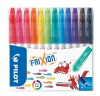 Pilot FriXion Colourng Pens Assorted PK12