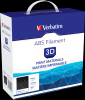 Verbatim ABS 1.75Mm 1Kg Black