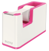Leitz WOW Duo Colour Tape Dispenser Pink 53641023 (PK1)