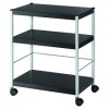 Fast Paper Mobile 3 Shelf Trolley Medium DD