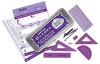 Helix Oxford Limited Edition Colours Maths Set Purple