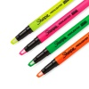 Sharpie Clear View Highlighter Stick Assorted Colours PK4