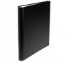 Ringbinder PP 2 D Ring 25mm Black