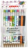 Zebra 0.7mm Cadoozle Mechanical Pencils PK10