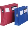 Versapak Mailing Pouch With Gusset 355 X 250 X 75mm Red