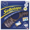 Sellotape Sticky Loop Spots 22mm White 1445181 (125 Spots)