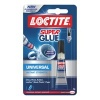 Loctite Super Glue Universal Tube 3g 1620714