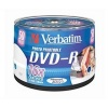 Verbatim DVD-R 16X 50Pack Spindle Printable