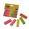 Post-It Note Page Markers - 5 Colours Pack 5 x 100