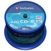 Verbatim Spindle Of 50 CDRs 80Min 52 x 700 MB