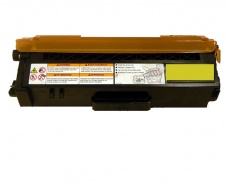 Green Point Branded Brother TN421Y  yellow toner